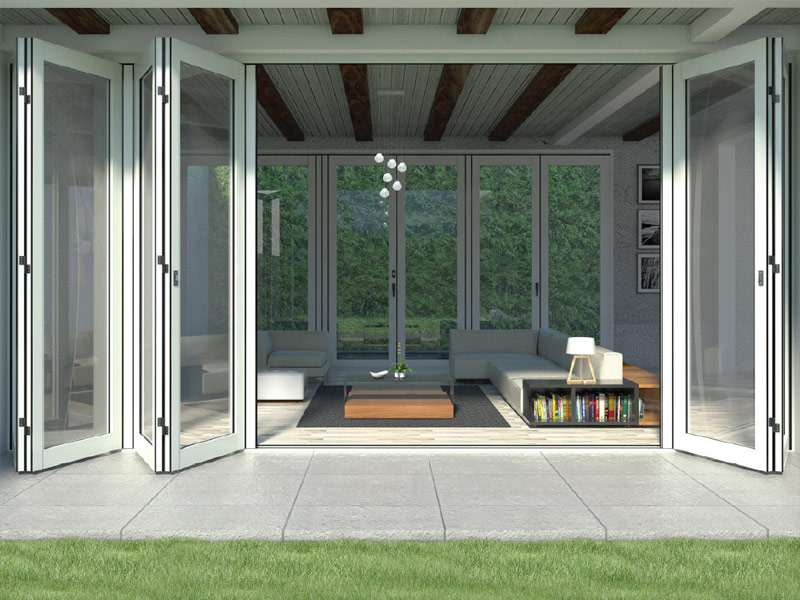 Folding Door terrace Type